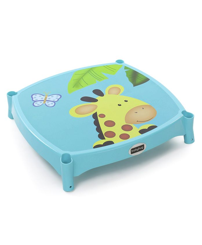 BGHC004 Table- Blue For High Chairs & Booster Seats