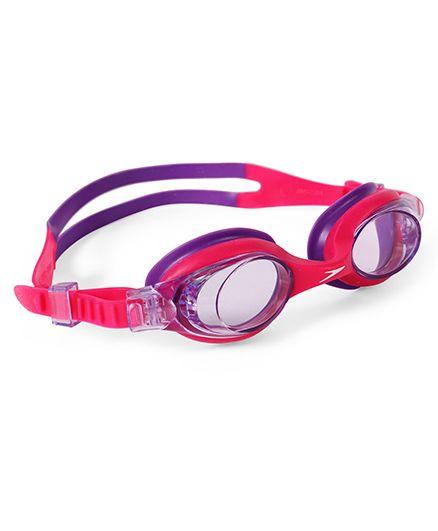 Speedo Sea Squad Anti Fog Swim Goggle - Pink & Purple
