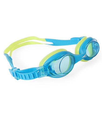 Speedo Sea Squad Anti Fog Swim Goggle - Blue & Green