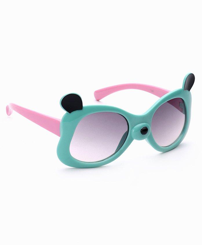 Babyhug UV 400 Protected Sunglasses - Light Blue