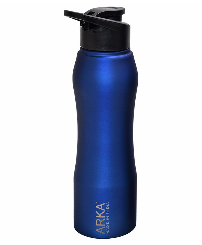 Pexpo Bistro Sipper Bottle Matt Blue - 750 ml