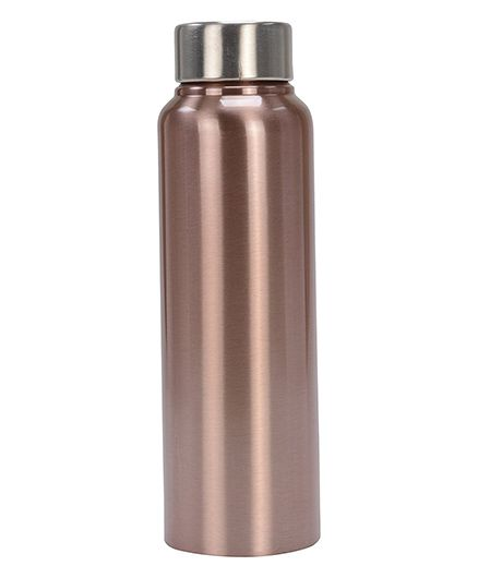 Pexpo Chromo Sleek Water Bottle Copper - 500 ml