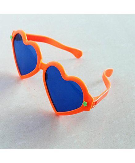 SmartCraft Big Heart Goggles - Orange & Blue