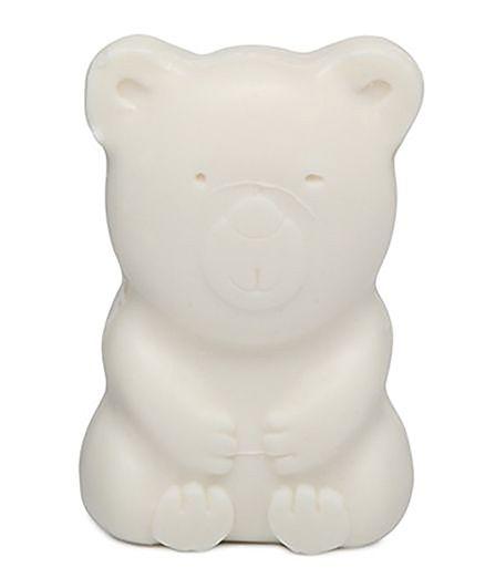 Doy Kids Bath Soap Teddy White - 75g