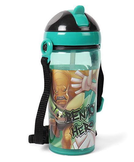 Ben 10 Sipper Bottle Green - 500 ml
