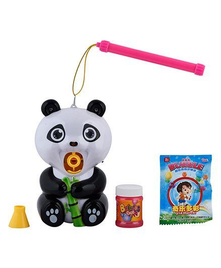 Curtis Toys Panda Bubble Blower - Multi Colour