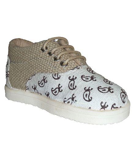 MOKS Girls Casual Shoes - Fawn