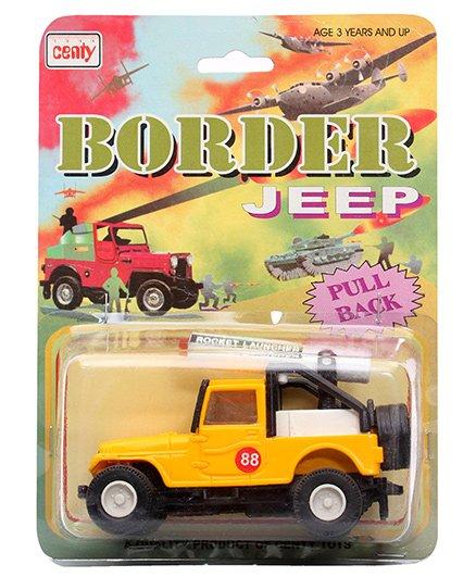 Centy Toys - Border Jeep CT 024
