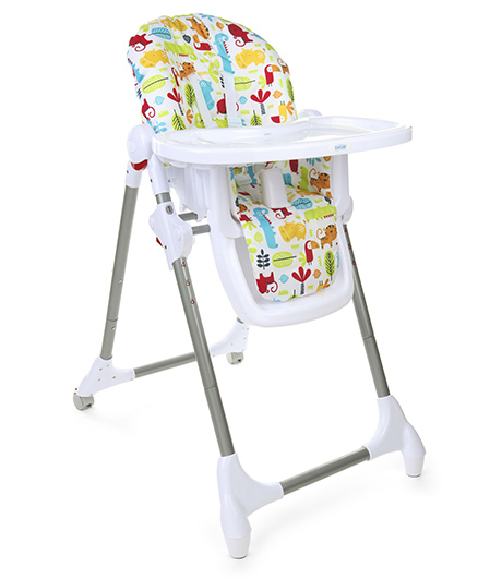 Luv Lap Royal High Chair 18469 - White