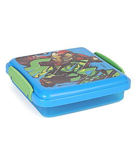 Marvel Lunch Box Blue - 330 ml
