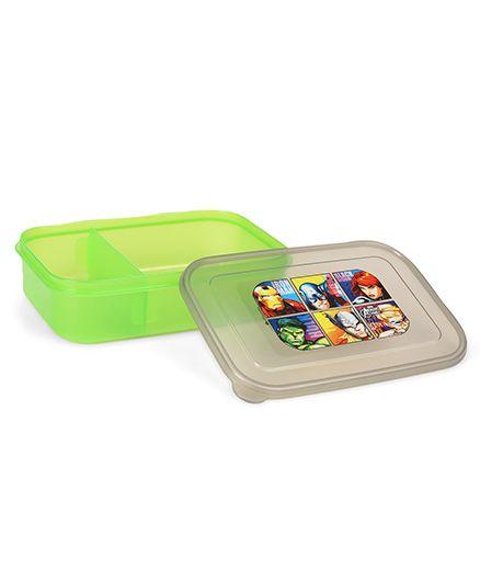 Marvel Avenger Lunch Box - Green