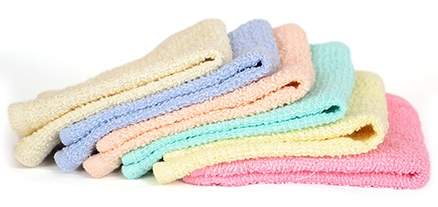 meSleep Face Towels