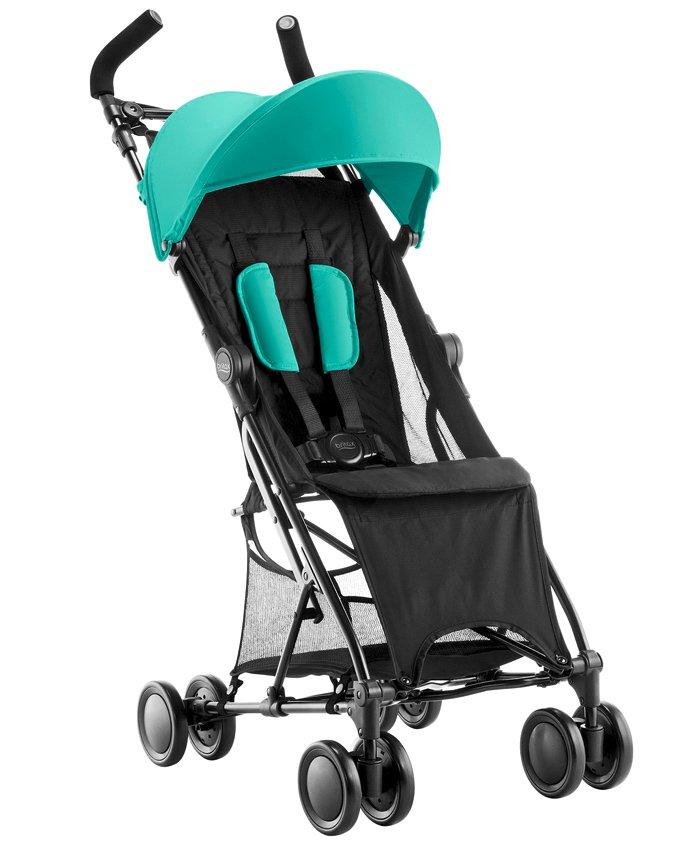 Britax Holiday Cosmos Stroller - Aqua Green