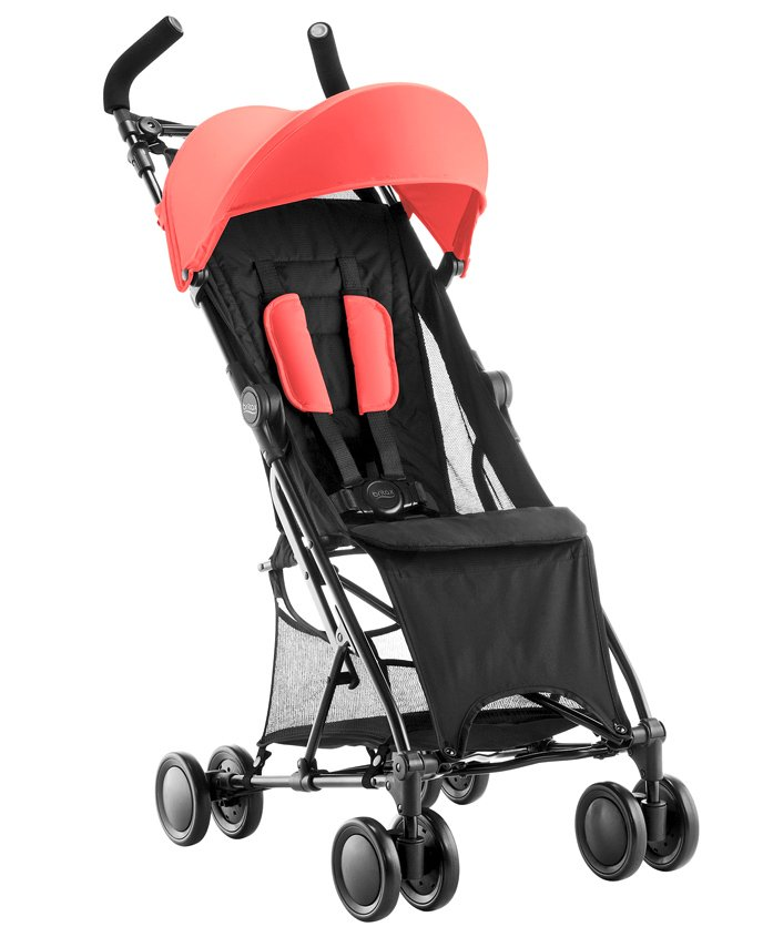 Britax Holiday Stroller - Coral Peach