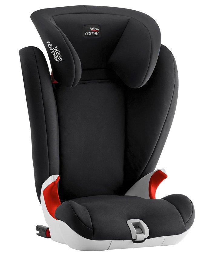Britax KIDFIX SL Forward Facing Car Seat - Cosmos Black