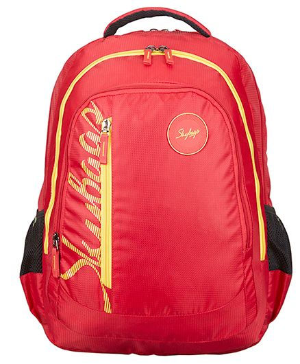 Skybags Footloose Gizmo 5 Laptop Backpack Red - 18 inches