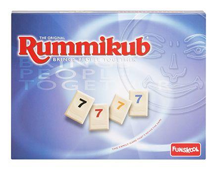 Funskool - The Original Rummikub