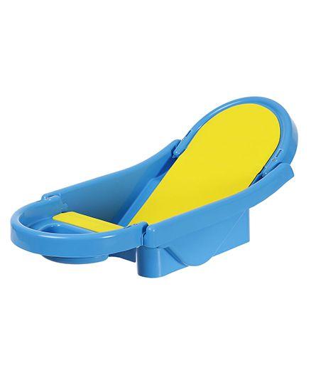 Dash Lotus Baby Bubble Bath Tub - Blue
