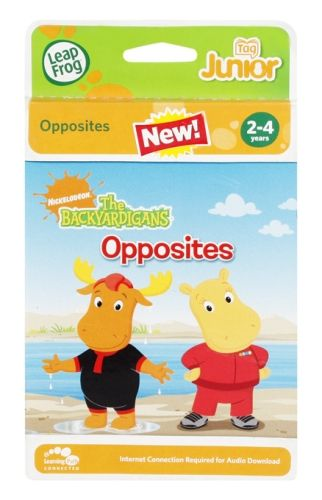 Leap Frog - Tag Junior - Nickelodeon The Backyardigans Opposites