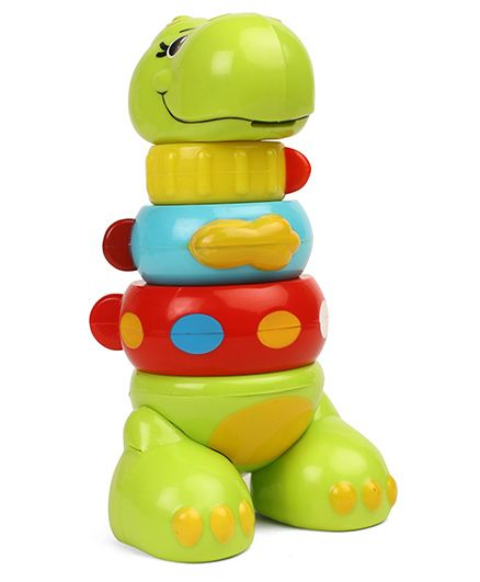 Giggles Twistasaurus Musical Fun Toy - Green