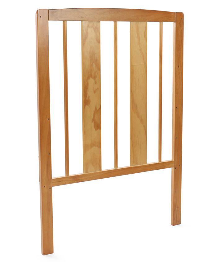 NUBF017 Side Railing (Large)- Natural For Baby Furniture