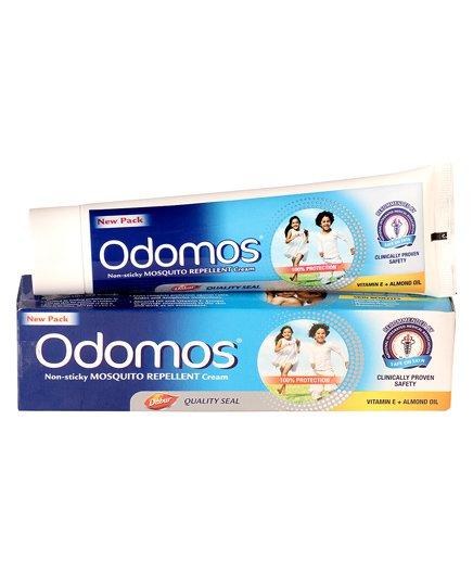 Dabur Odomos Mosquito Repellent Cream - 100 gm