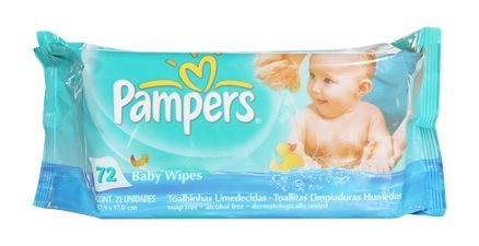 Pampers - Baby Wipes