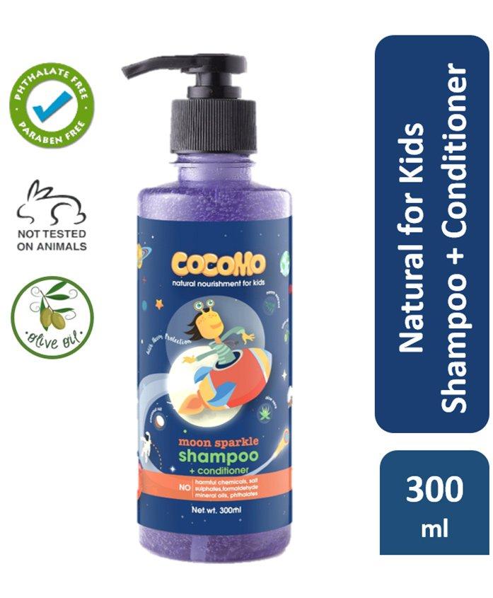 Cocomo Moon Sparkle Shampoo Plus Conditioner - 300 ml