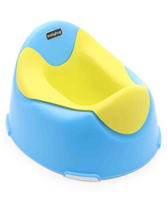 Babyhug Winsome Potty Chair - Blue