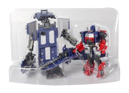 Funskool  -  Transformers Dark Of The Moon  -  Optimus Prime Armored Weapons Platform 5 Years+, Armored Weapons Plat Form