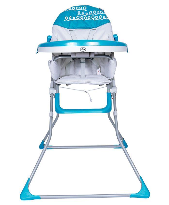 1st Step High Chair - Blue