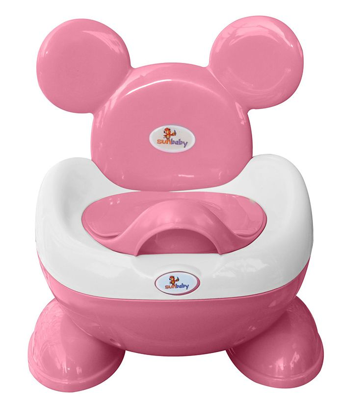 Sunbaby Potty Chair - Pink