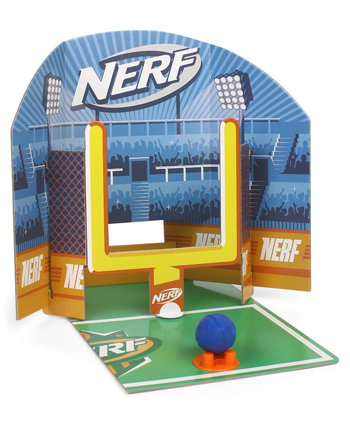 Nerf Table Pros Football Game - Multicolour