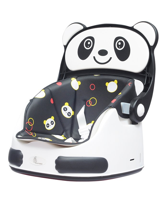 R For Rabbit Candy Crush Booster Chair - Black & White