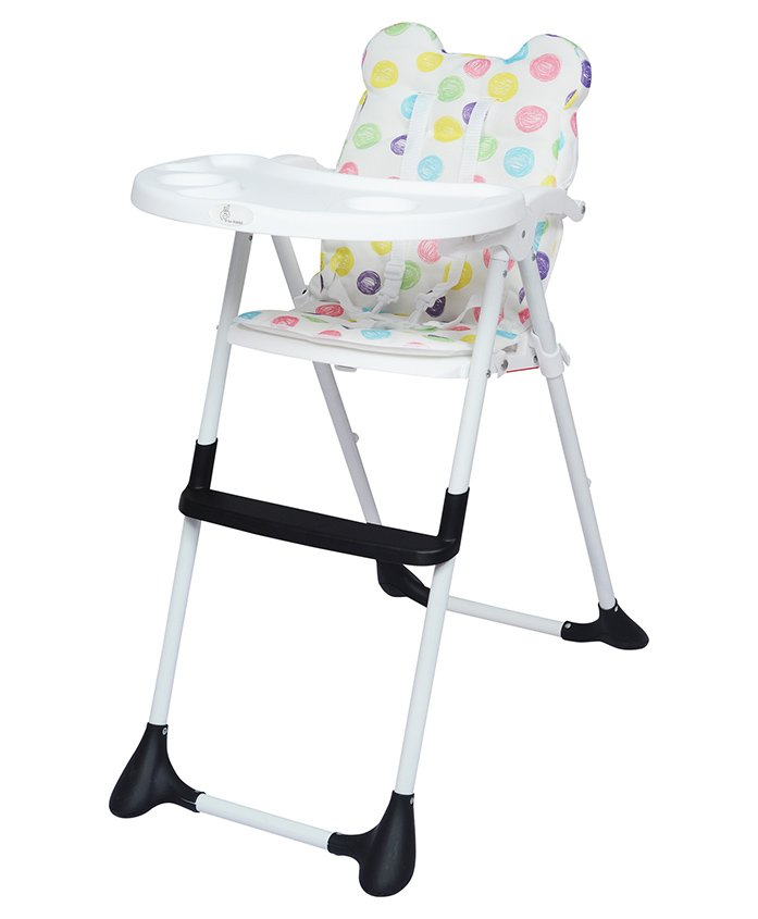 R For Rabbit Little Muffin Grand Portable High Chair - Multicolour