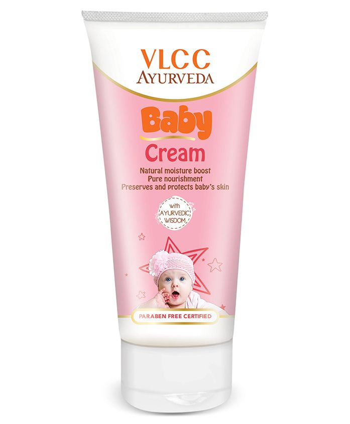 VLCC Ayurveda Baby Cream - 50 gm