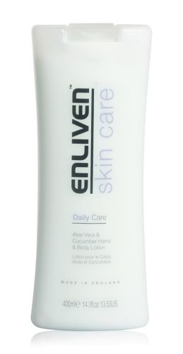 Enliven - Aloe Vera & Cucumber Hand & Body Lotion