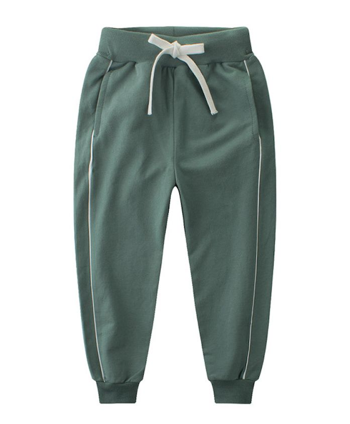 Pre Order - Awabox Solid Pull-On Bottoms - Green