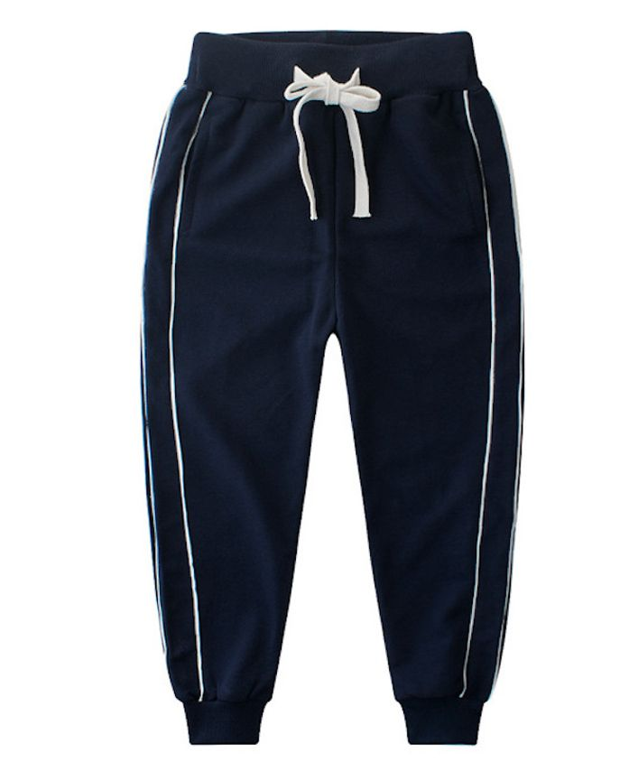 Pre Order - Awabox Solid Pull-On Bottoms - Dark Blue