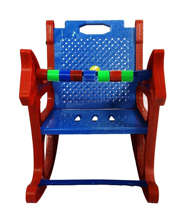Abhiyantt Rocking Chair (Color & Design May Vary)