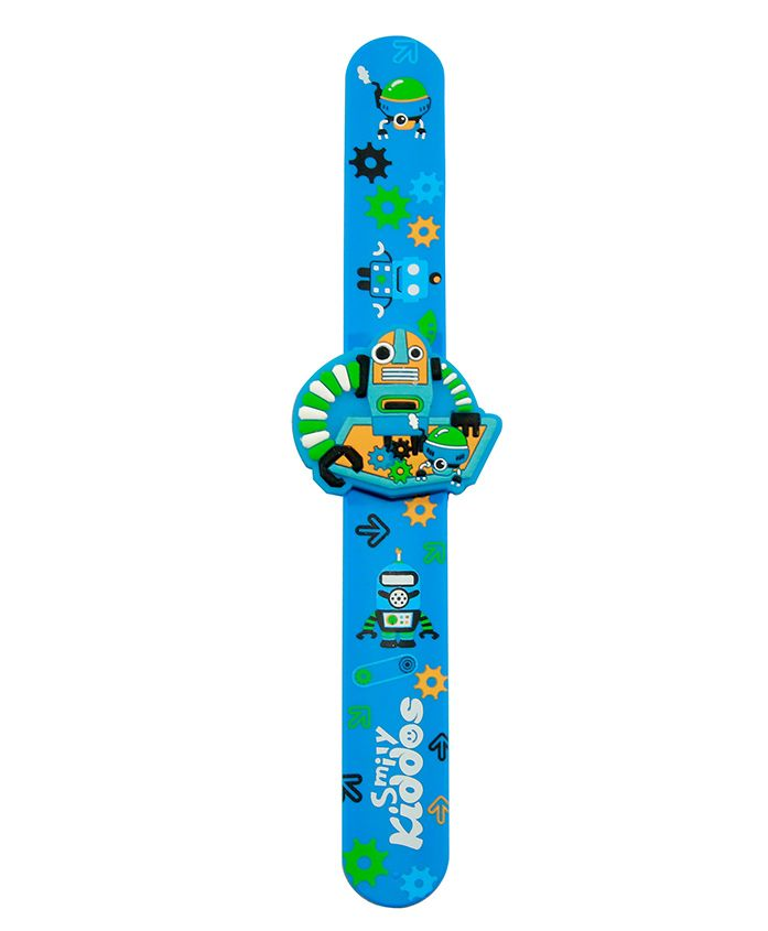 Smilykiddos Fantasy Scented Slap Band - Blue