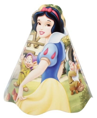 Disney Snow White And The Seven Dwarfs - Cone Hat