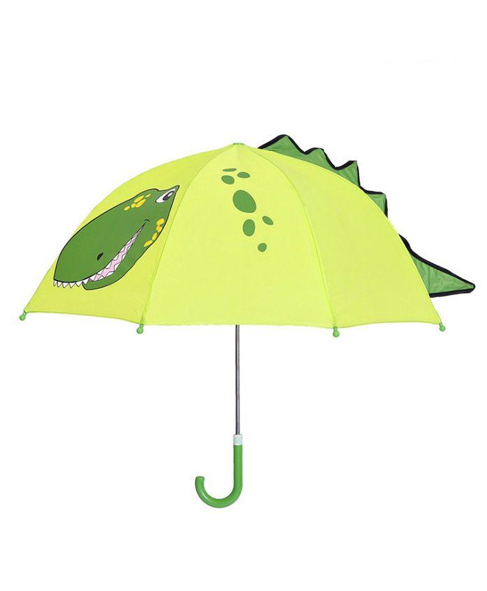 Little Maira Dragon Theme Umbrella - Yellow