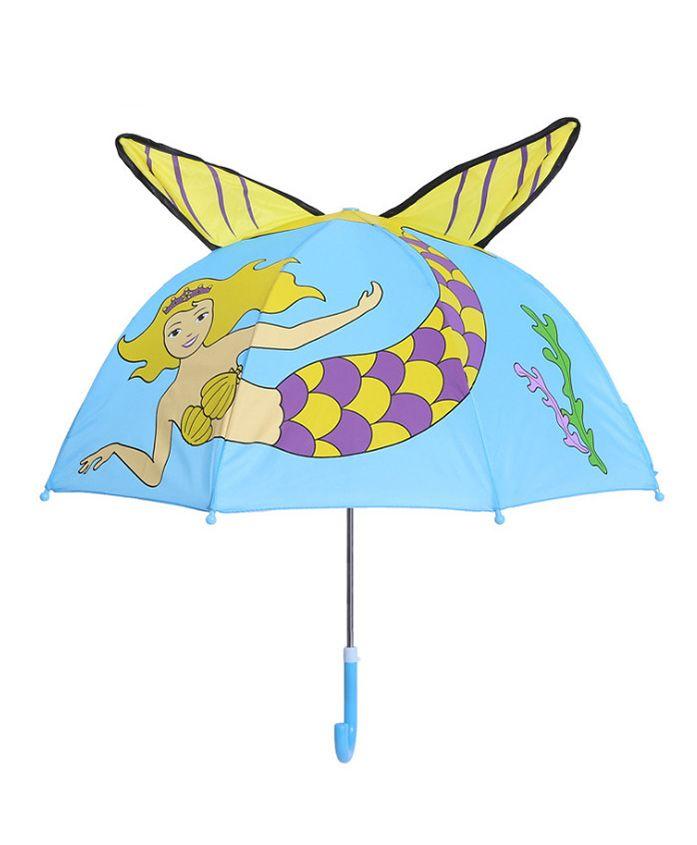 Little Maira Water Fairy Theme Umbrella - Blue