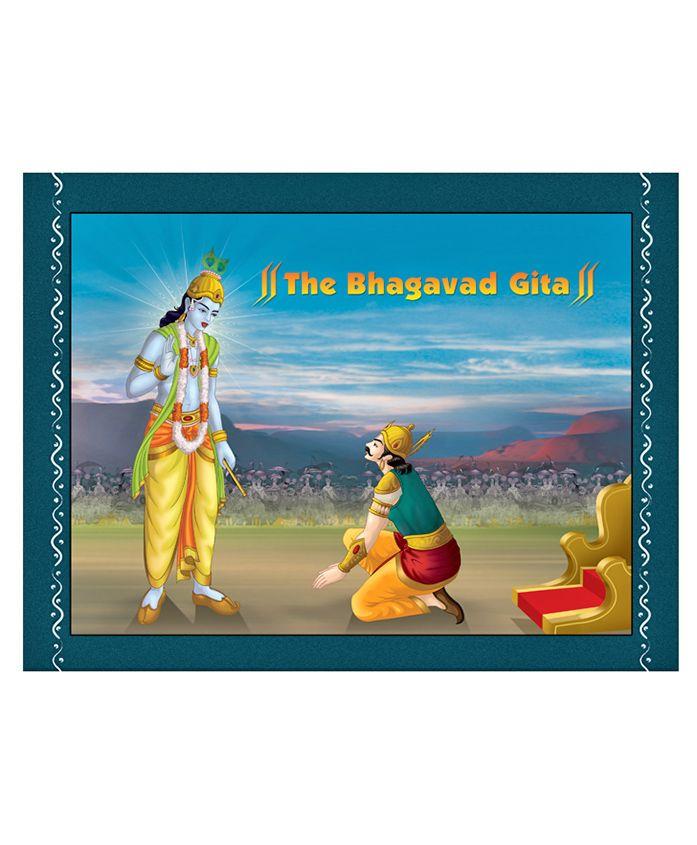 The Bhagavad Gita - English