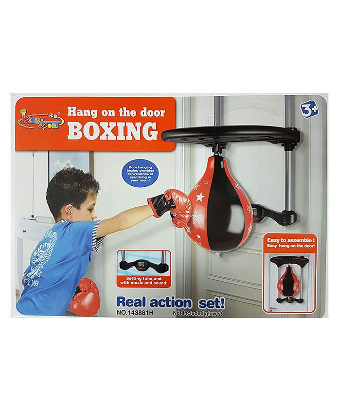 GetBest Boxing Set - Red & Black