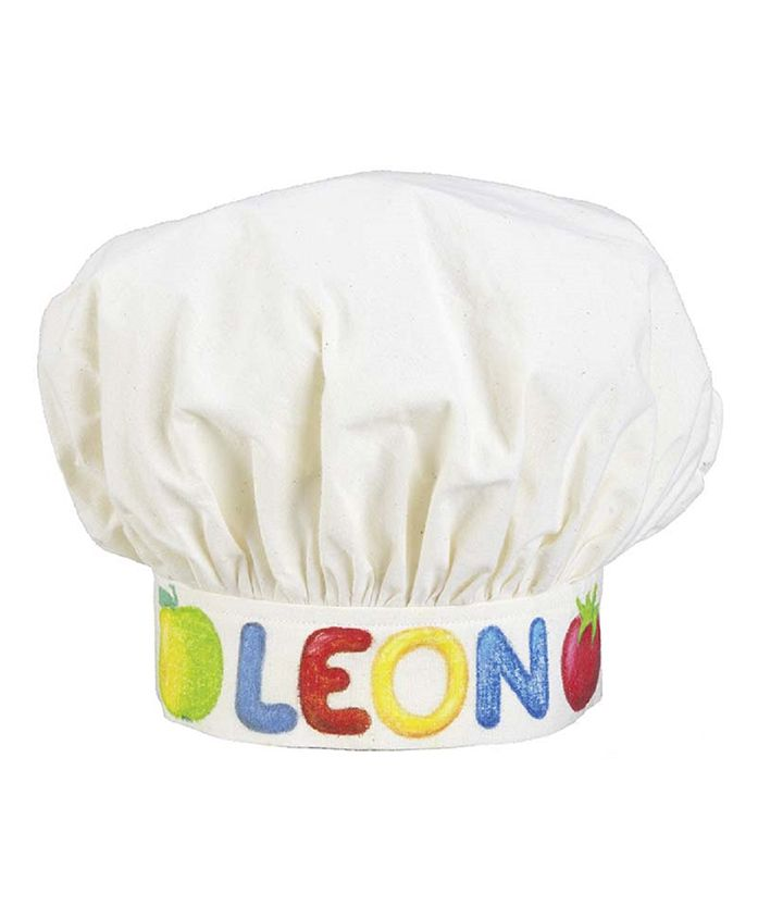 Goki Paint-it-Yourself Chefs Hat - White