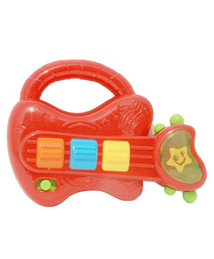 Toyhouse Toddler Guitar Toy - Red