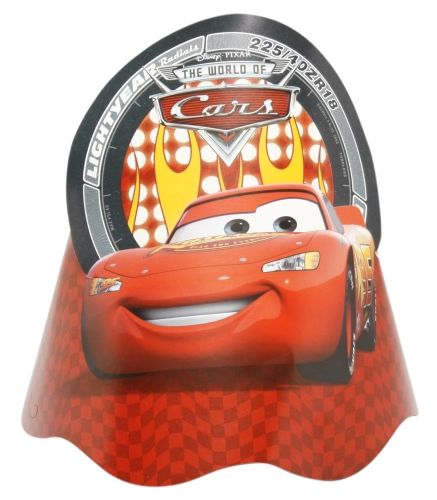 Disney Pixar Cars - Cone Hat