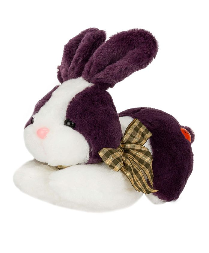 Dhoom Soft Toys Bunny Purple - Length 20 cm